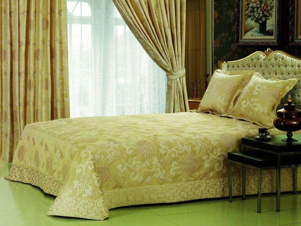 Красивые покрывала для кроватей своими руками 578