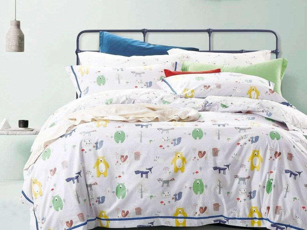 Асабелла 996-4XS 1,5-спальный, 2 наволочки