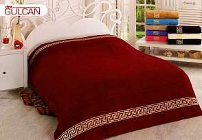 Простыня Gulcan Greek Cotton  190x220 из хлопка